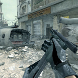 cod4, custom models, bf4 five-seven, convictiondr