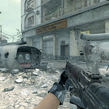 cod4, custom models, ghosts vepr, convictiondr