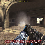 cod4, ak-47, ak-47 noir & blanc / james45x1997xst, james45-youtube / james45x1997xst