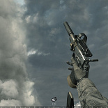 cod4, custom models, codol mk1911, raven software