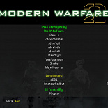 mw2, other, eclectic iw4x minimal gui, kryptogui