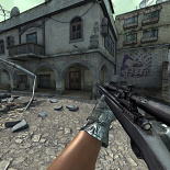 cod4, movie mods, promod weapons with normalmaps, gmzorz