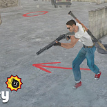 cod4, custom models, serious sam, snakey