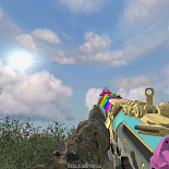 cod4, custom models, tactical unicorn gks bo4, myself