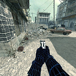cod4, gloves, opfor | wireframe, red mist