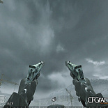 cod4, custom models, desert eagles akimbo, j007
